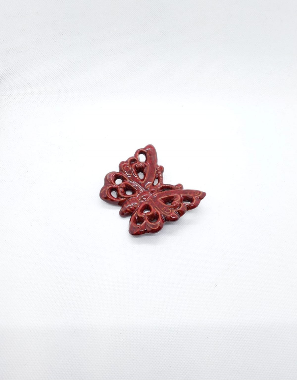 Butterfly - Red Antiques -...