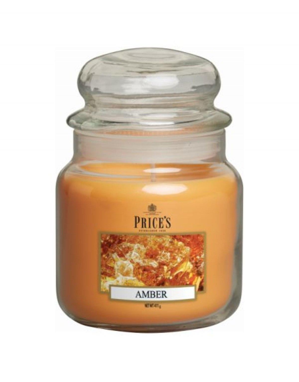 Scented candle in medium...