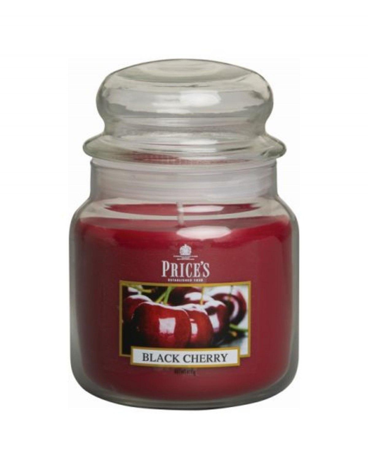 Medium Jar Scented Candle -...