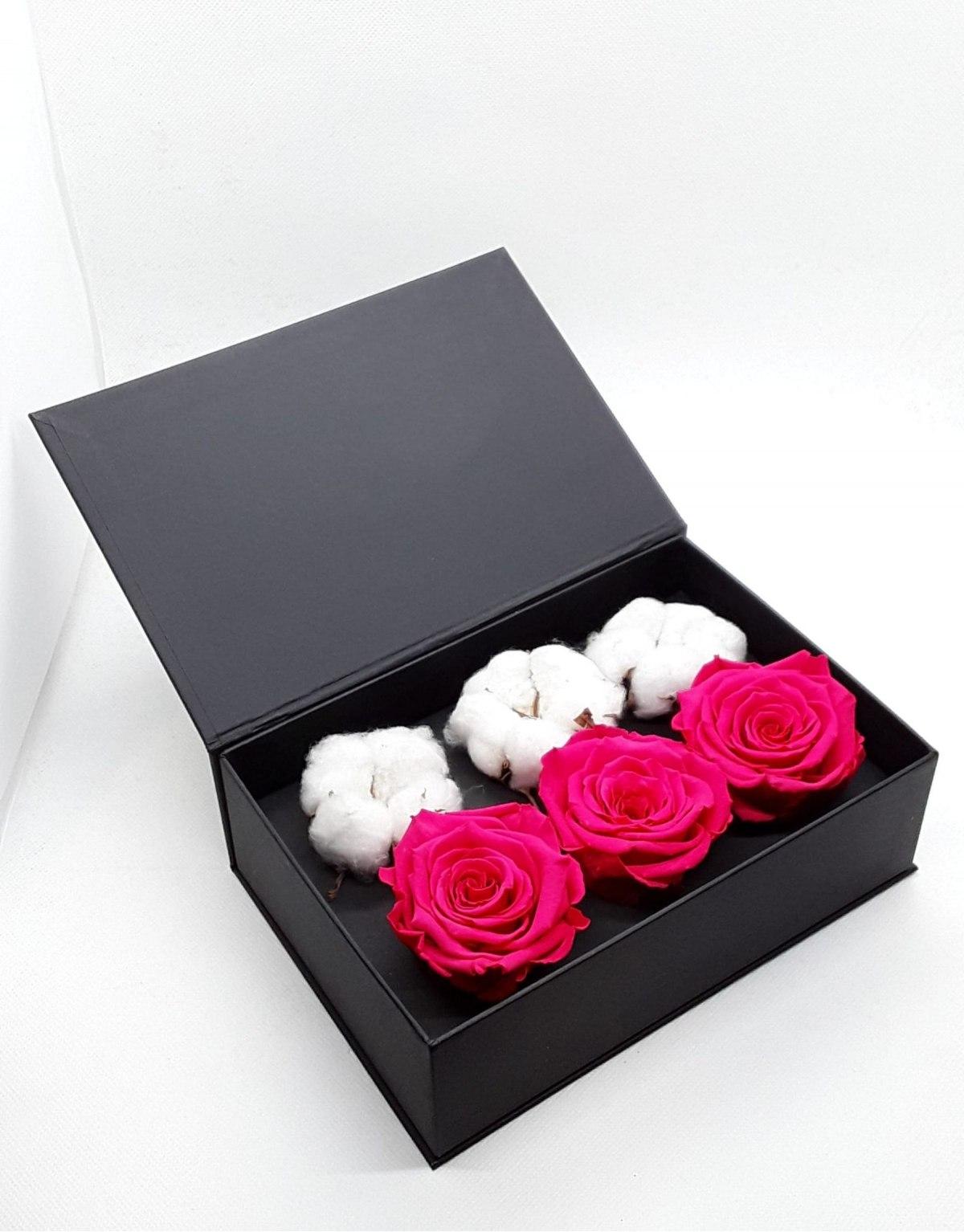Rose Stabilizzate Fucsia...